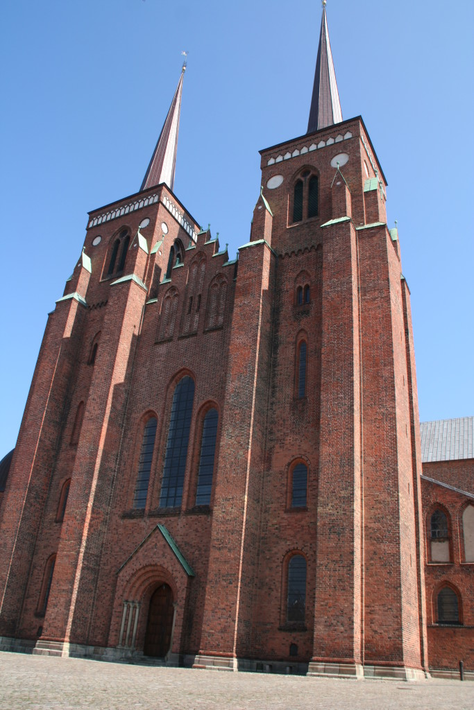 The Roskilde Cathedral