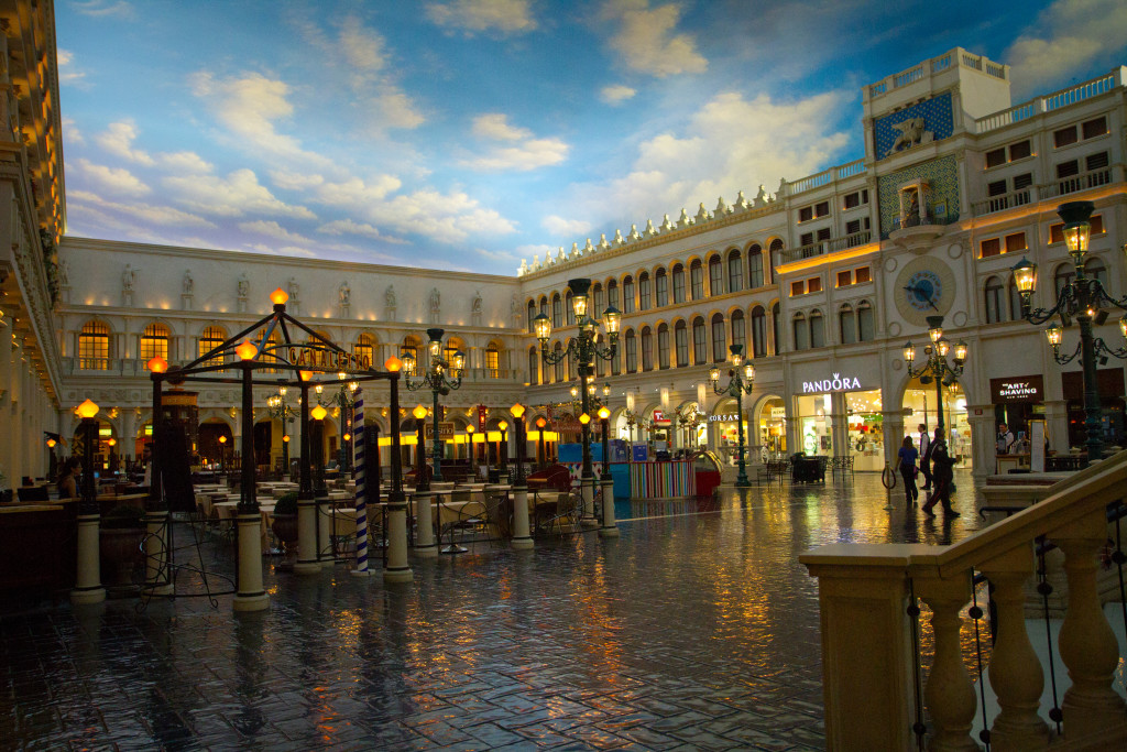 St. Marks Square at The Venetian