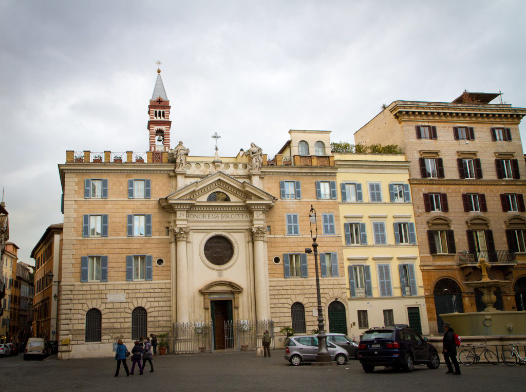 Casa Santa di Brigida, a great place to call home during your time in Rome.