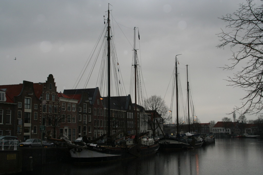 Haarlem is like a mini Amsterdam and only 15 minutes away by train.